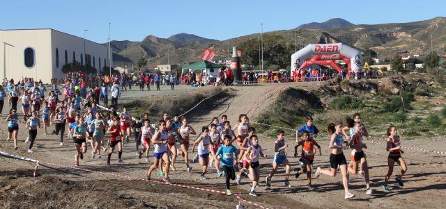 Más de 500 atletas se han dado cita en la XXVII Liga Regional de Cross disputada en Puerto Lumbreras - 2, Foto 2