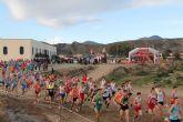 Más de 500 atletas se han dado cita en la XXVII Liga Regional de Cross disputada en Puerto Lumbreras