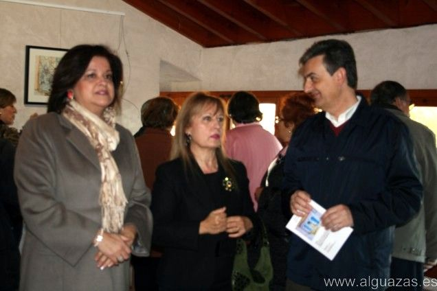 Se inaugura en Alguazas una exposición de óleo y acuarela sobre el Marruecos más pintoresco - 1, Foto 1