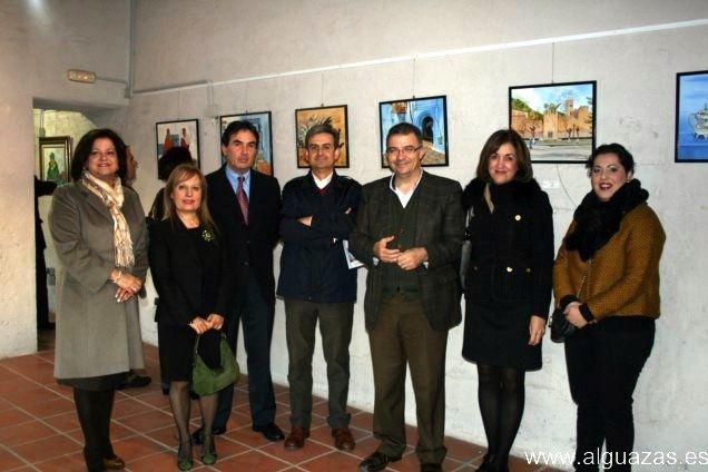 Se inaugura en Alguazas una exposición de óleo y acuarela sobre el Marruecos más pintoresco - 4, Foto 4