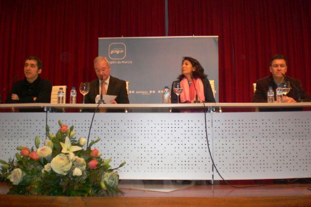 Valc�rcel: Los proyectos tur�sticos traer�n prosperidad a la Regi�n y al resto de España, Foto 5