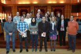 El Ayuntamiento de Molina de Segura recibe la visita de un grupo de profesores de la ciudad galesa de Cardiff que participa en el Proyecto Comenius Regio