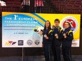 Éxito del Club Koryo en el Campeonato de Europa de taekwondo