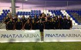 España llega a Pinatar Arena