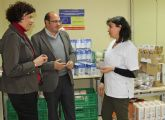 Los Servicios Sociales destinaron 7.308 kilos de alimentos a las familias más desfavorecidas de Puerto Lumbreras durante 2012