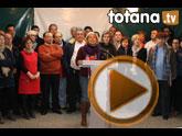 Muestran su apoyo rotundo al concejal de Totana Juan José Cánovas