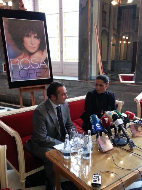 Rosa López rendirá homenaje en su concierto del 25 de enero a la cantautora murciana Mari Trini - 1, Foto 1