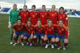 Jennifer en el descuento da el triunfo a España