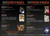 Compañías murcianas, teatro aficionado, música, humor y obras infantiles en la Casa de la Cultura