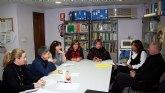 Presidencia colabora con Alcantarilla para fomentar la detección precoz de la violencia género