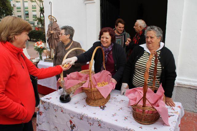 Los animales reciben la bendición de San Antón - 2, Foto 2
