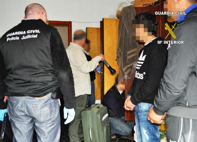 The Civil Guard arrested the alleged kidnappers of two Moroccans