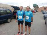 Buen papel del Club Atletismo Totana en la primera edición de la Carrera del Pavo (Sangonera La Verde)