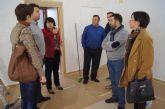 Se retoman las obras de ejecución de la sala polivalente de la pedanía de el paretón-cantareros