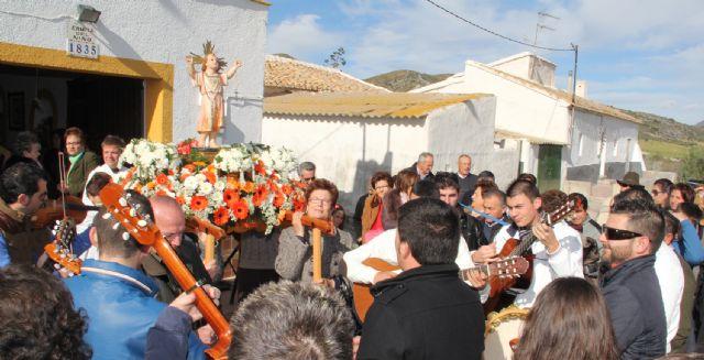 Cientos de lumbrerenses celebran las Fiestas en honor al Niño de Nápoles - 1, Foto 1