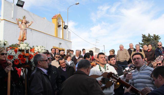 Cientos de lumbrerenses celebran las Fiestas en honor al Niño de Nápoles - 2, Foto 2