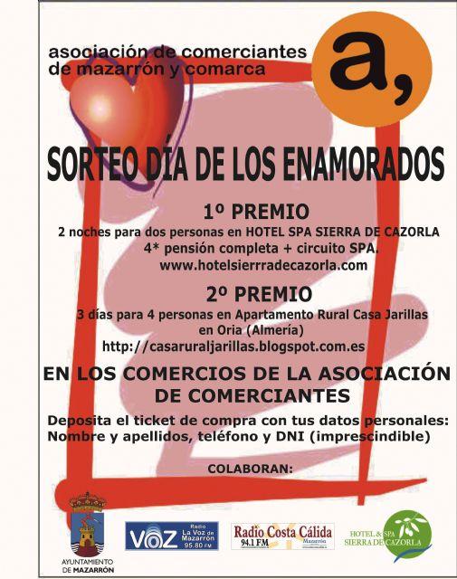 Acoma pone en marcha un nuevo sorteo de premios con motivo del día de los enamorados, Foto 3