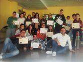 El 'Suma y Sigue' de Alguazas activa con el videojuego a la población joven