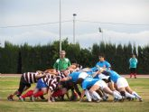 El Club de Rugby Totana continúa su andadura en la Liga Territorial de Rugby