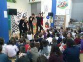 Los Cuentacuentos congregan a las familias en el Centro Cultural