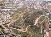 Mayores y discapacitados disfrutan de un paseo saludable por Cartagena