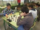 Veintitrés escolares totaneros participaron en la primera jornada regional de tenis de mesa y ajedrez de Deporte Escolar