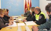 La Junta Local de Seguridad acuerda la creación de la Mesa de Coordinación Contra Violencia de Género en Puerto Lumbreras