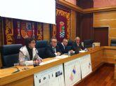 El Alcalde de Molina de Segura se reúne con los vecinos para presentarles el proyecto de la nueva Plaza de Europa