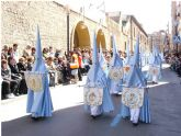La Agrupación del 'Santo Ángel de la Cruz Triunfante' celebrará Juntas de Portapasos y Penitentes este fin de semana