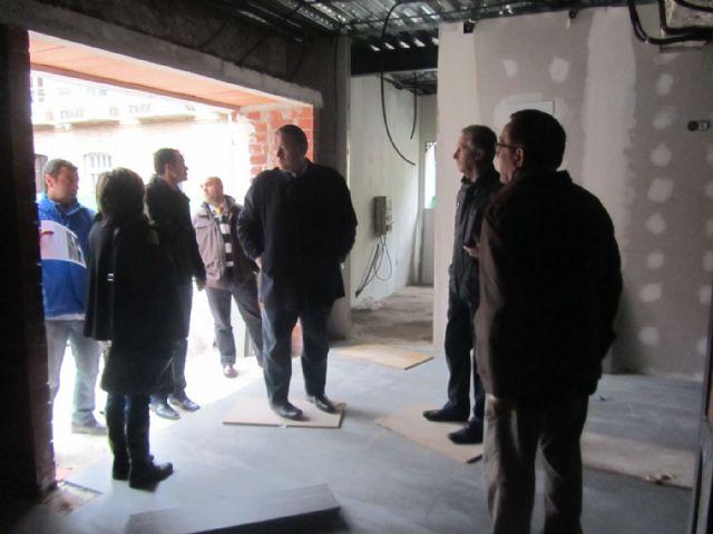 El museo de la Semana Santa entra en su recta final - 1, Foto 1
