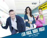 Pablo Carbonell protagoniza la comedia SIN PAGA, NADIE PAGA en el Teatro Villa de Molina el viernes 25 de enero