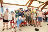 Más de doscientos nadadores especiales se congregan en la piscina municipal de Pozo Estrecho