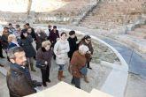 Meriendas entrañables en el Teatro Romano de Cartagena
