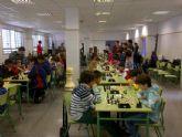 Los jugadores alguaceños de tenis de mesa y ajedrez