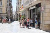 El concejal de Comercio considera que la apertura de los domingos es una oportunidad para el crecimiento de Cartagena y sus negocios