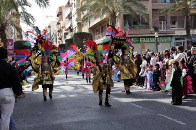 El ayuntamiento de Alcantarilla sacará finalmente el desfile de Carnaval 2013 - 1, Foto 1