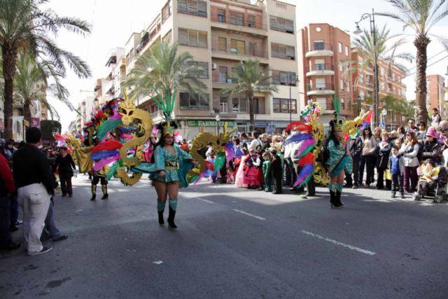El ayuntamiento de Alcantarilla sacará finalmente el desfile de Carnaval 2013 - 2, Foto 2