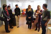 Diputadas de la Asamblea Regional visitan el colectivo de promoción social 'El Candil'
