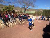 Los alumnos del IES 'Villa de Alguazas'