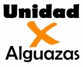Unidad por Alguazas denuncia en los Tribunales al alcalde del municipio por negar el acceso a unas facturas