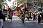 El ayuntamiento de Alcantarilla sacará finalmente el desfile de Carnaval 2013