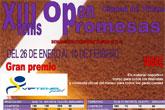 En marcha el XIII Open Promesas de Tenis Ciudad de Totana, Gran Premio Vip Tenis