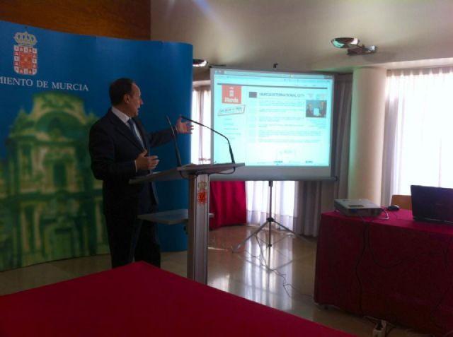 Murcia International City lanza su web para atraer inversiones extranjeras - 1, Foto 1