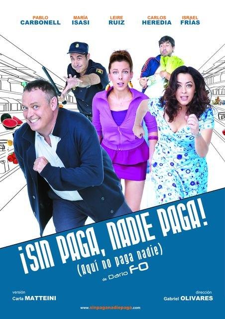 ¡SIN PAGA, NADIE PAGA! - 2, Foto 2