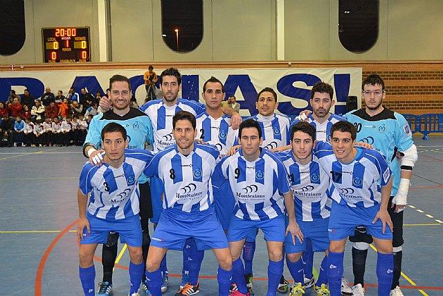 ElPozo Murcia gana la III Copa Presidente de Fútbol Sala de la FFRM - 2, Foto 2