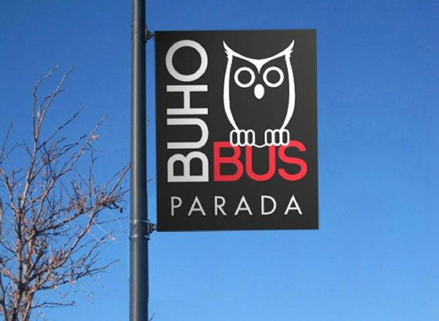 El Buhobús se pondrá en marcha el 8 de febrero, para conectar Murcia con todas las pedanías por donde discurría - 1, Foto 1