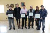 La Taberna de Laso obtiene el primer y segundo premio de la V Ruta de la Tapa celebrada en Archena el pasado noviembre