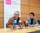 Iniciativas de UPyD Murcia para el Pleno municipal del mes de enero 2013