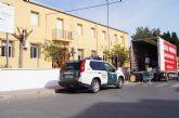 La Guardia Civil se traslada durante estos días al cuartel