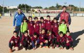 La Liga Local de Fútbol Base llega a su ecuador sin cambios en la clasificación